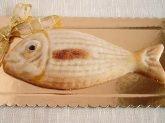 Pesce di pasta di mandorla