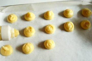 Profiteroles alla crema 7