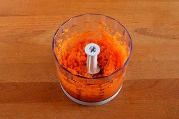 Muffin alle carote 1