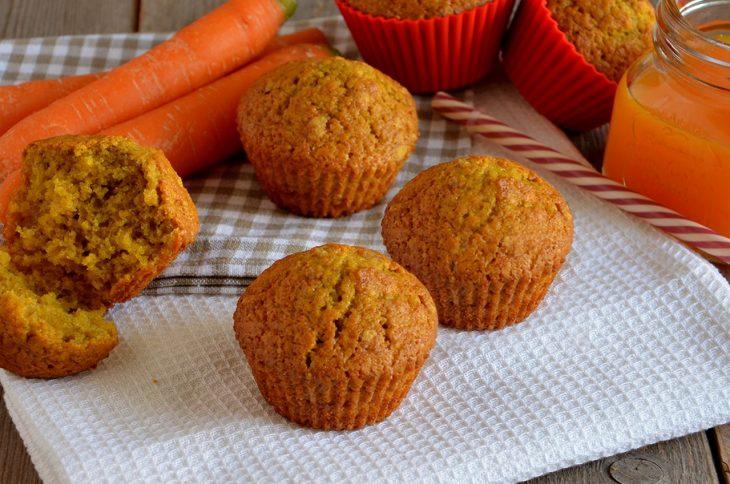 Ricetta Muffin Alle Carote.Ricetta Muffin Alle Carote La Ricetta Della Cucina Imperfetta