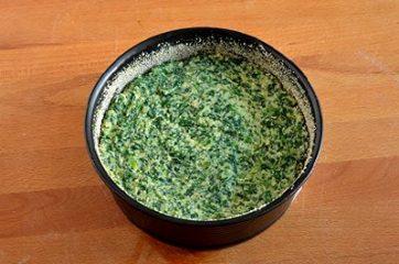Sformato di spinaci 7