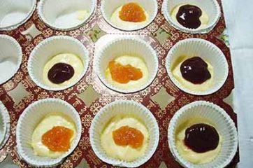 Muffin alla marmellata 7