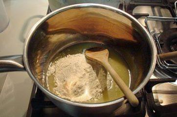 Lasagne ai carciofi 6
