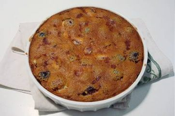 Clafoutis alle ciliegie 8