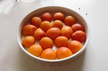 Clafoutis alle albicocche 1