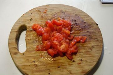 Pasta con tonno olive e capperi 3