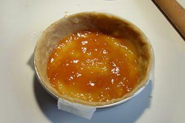 Torta di mele e pane 9