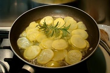 Frittata di patate 5