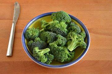 Pasta con i broccoli 1