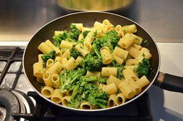 Pasta con i broccoli 5