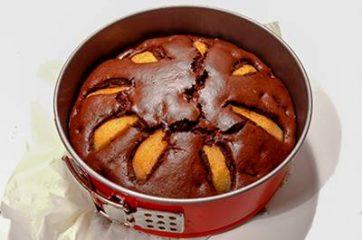 Torta pere e cioccolato 8