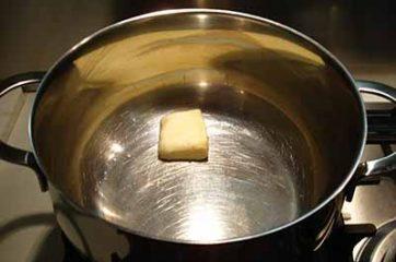 Vellutata di zucca e patate speziata 6