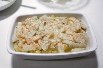 Calamari e patate al forno 10