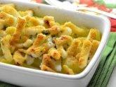 Calamari e patate al forno