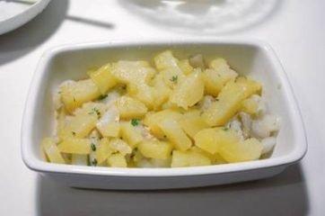 Calamari e patate al forno 9