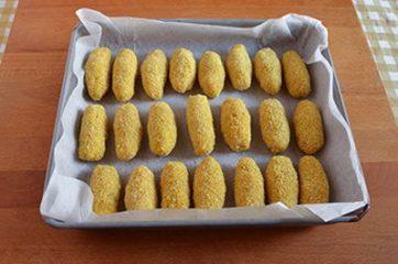 Crocchette di pollo 8