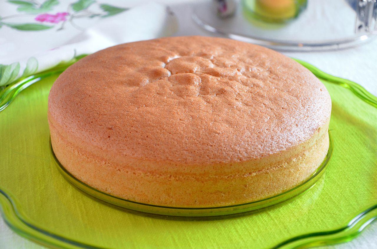 Ricetta Pan Di Spagna Soffice Per Torte.Ricetta Pan Di Spagna La Ricetta Della Cucina Imperfetta