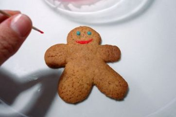 Gingerbread (Biscotti di pan di zenzero) 11