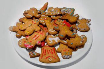 Gingerbread (Biscotti di pan di zenzero) 12