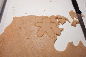 Gingerbread (Biscotti di pan di zenzero) 6