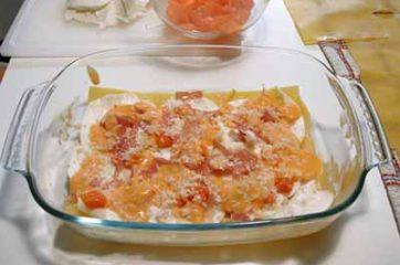 Lasagne alla zucca 12