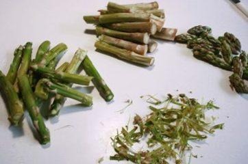 Pasta agli asparagi 1