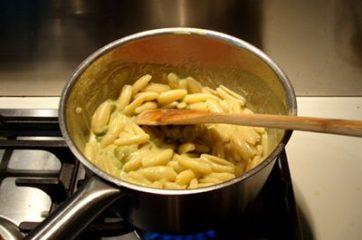 Pasta agli asparagi 9