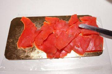 cornetti di pasta sfoglia al salmone 10