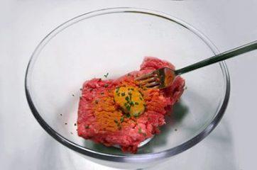 Hamburger di manzo 2