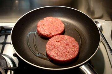 Hamburger di manzo 6