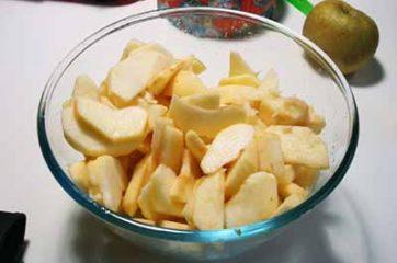 Torta di mele soffice 2