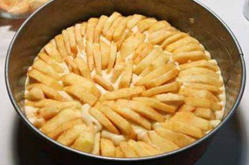 Torta di mele soffice 8