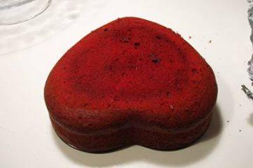 Red velvet cake 17