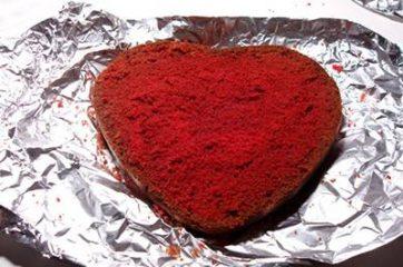 Red velvet cake 19