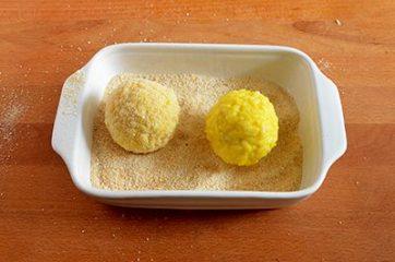 Arancini di riso 7