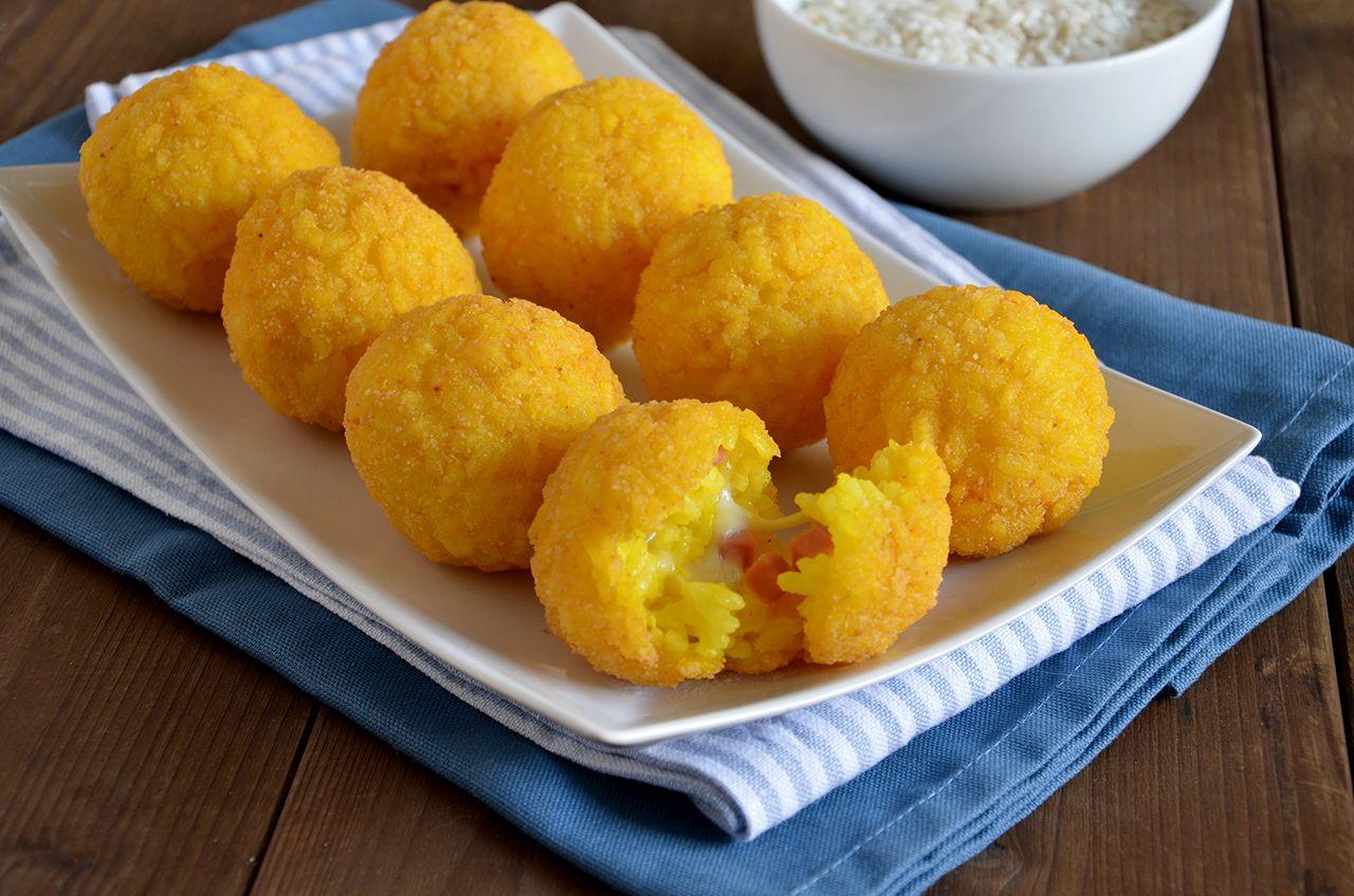Favoloso Arancini di riso - La Ricetta della Cucina Imperfetta RP95