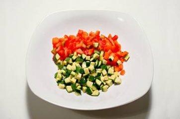 Cous cous alle verdure 1