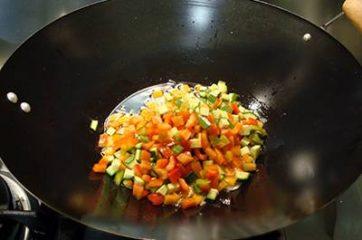 Cous cous alle verdure 4