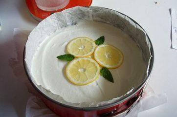 Cheesecake al limone 16