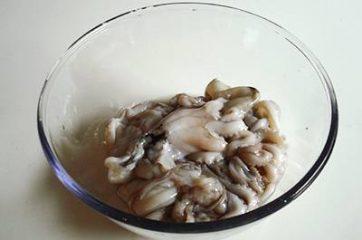 Moscardini affogati (in umido) 1