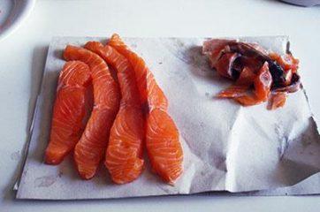 Pasta al salmone 1
