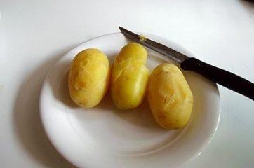 Insalata di asparagi e patate 5