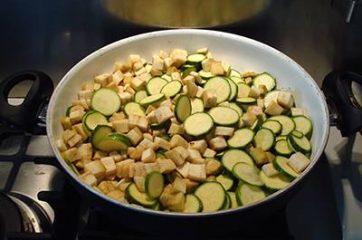 Quiche zucchine e melanzane 6