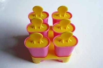 Ghiaccioli al limone 4