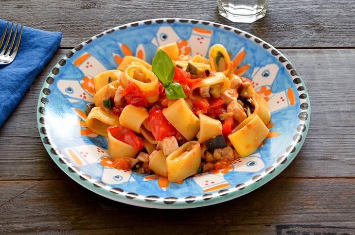 Ricetta Pasta Pesce Spada E Melanzane La Cucina Imperfetta