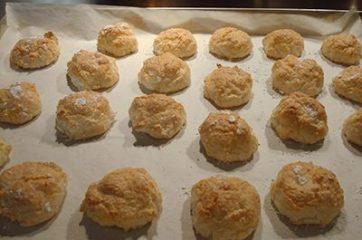 Biscotti al cocco 6