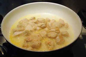 Pollo al limone 7