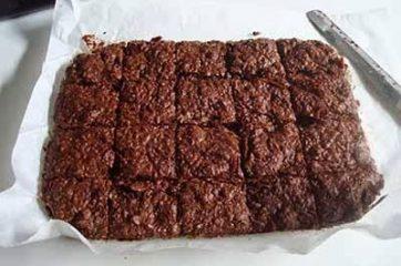 Brownies cioccolato e noci 9