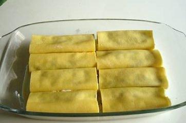 Cannelloni ricotta e spinaci 14