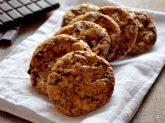 Cookies al cioccolato fondente